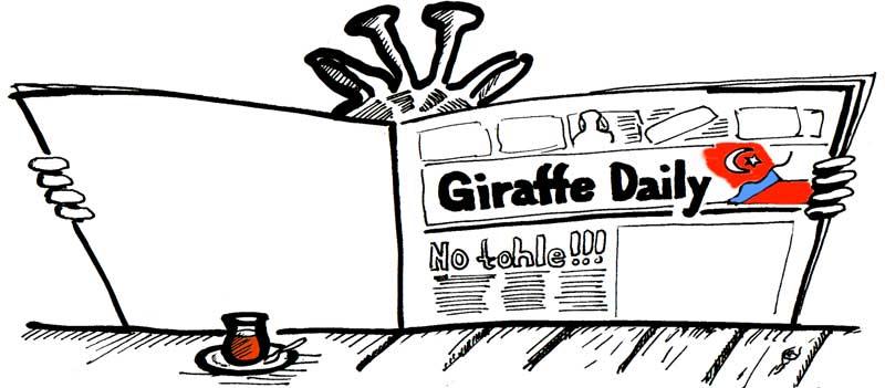 Giraffe Daily
